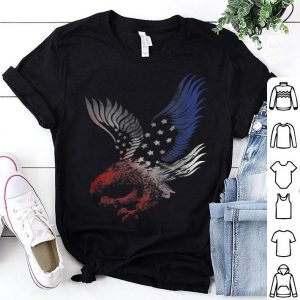 Patriotic Apparel Eagle American Flag USA Clothing shirt