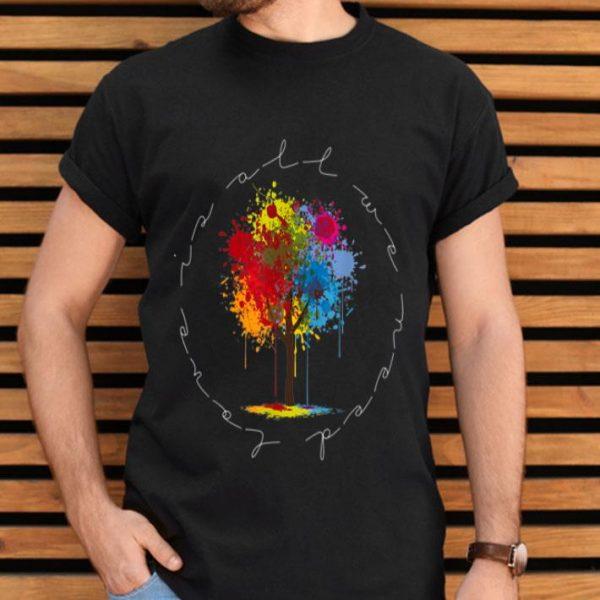 Pride Rainbow Tree Of Life LGBT World Pride shirt