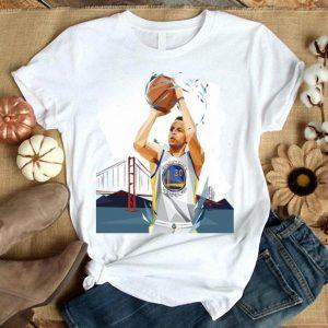 Stephen Curry 3 Point Shot Shirt