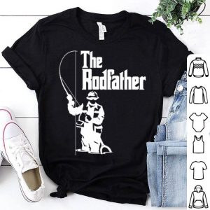 The RodFather Fishing Father Day Shirt