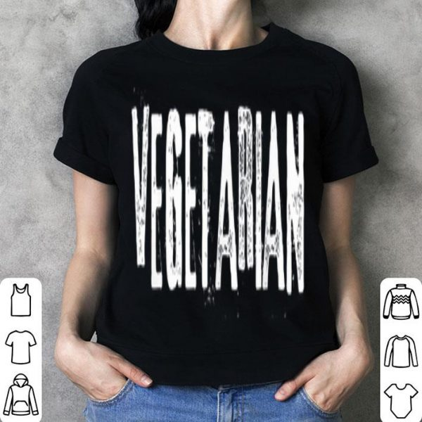 Vegetarian Vegan lifestyle Shirt