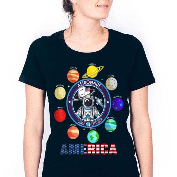 50th Anniversary Moon Landing Apollo 11 Astronaut Walk First Step On The Moon shirt