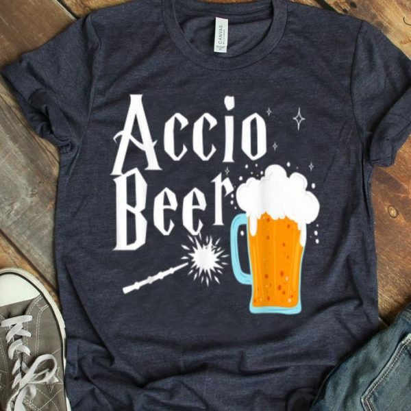 Accio Beer Drinking shirt