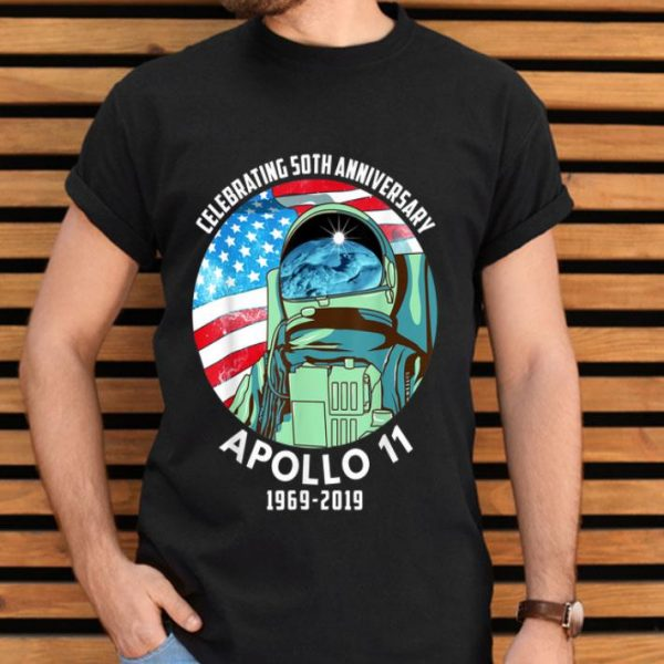 Apollo 11 50th Anniversary Commemorative Astronauts shirt