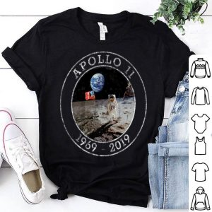 Apollo 11 50th Anniversary Distressed Retro Premium shirt