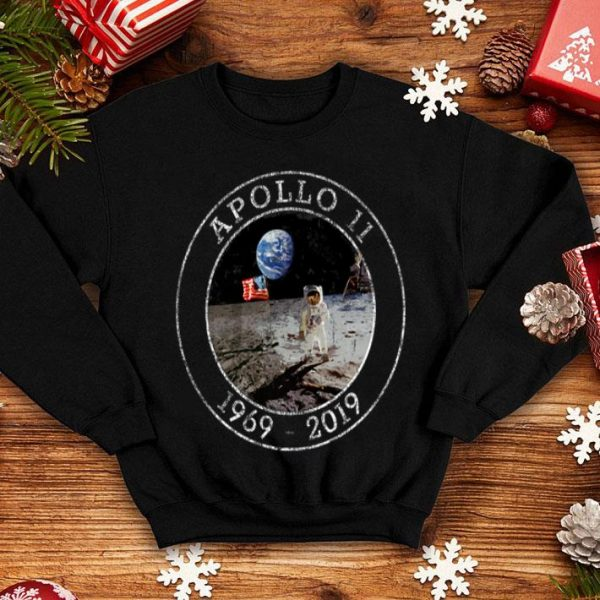 Apollo 11 50th Anniversary Distressed Retro Premium shirt