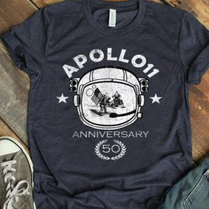 Apollo 11 50th Anniversary Moon Landing 1969 Luna Landing shirt