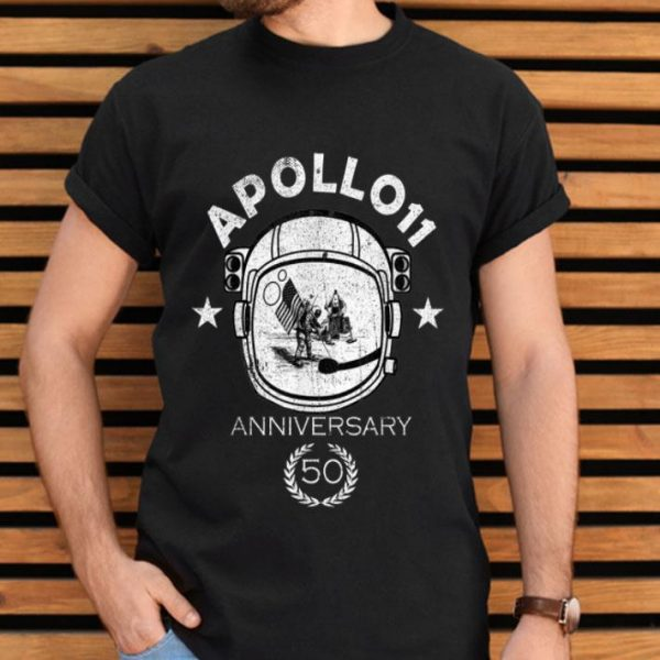Apollo 11 50th Anniversary Moon Landing 1969 Luna Landing shirt