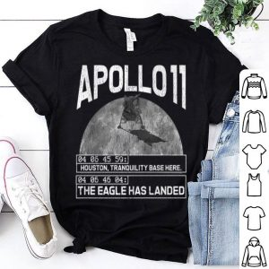 Apollo 11 50th Anniversary Moon Landing Premium shirt