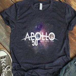 Apollo 11 50th Anniversary Moon Lunar Landing shirt