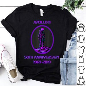 Apollo 11 Astronaut Moon Landing 50th Anniversary shirt
