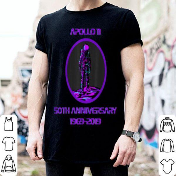 Apollo 11 Astronaut Moon Landing 50th Anniversary shirt