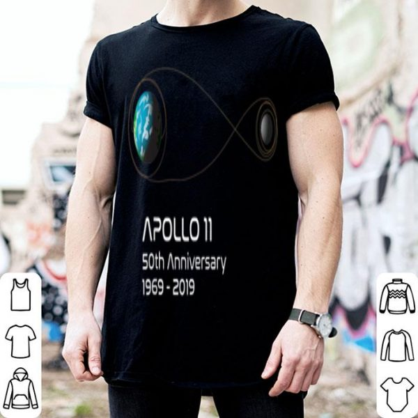 Apollo 11 Moon Landing Anniversary - Path To The Moon shirt