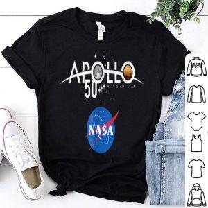 Apollo 50th Anniversary NASA Logo shirt