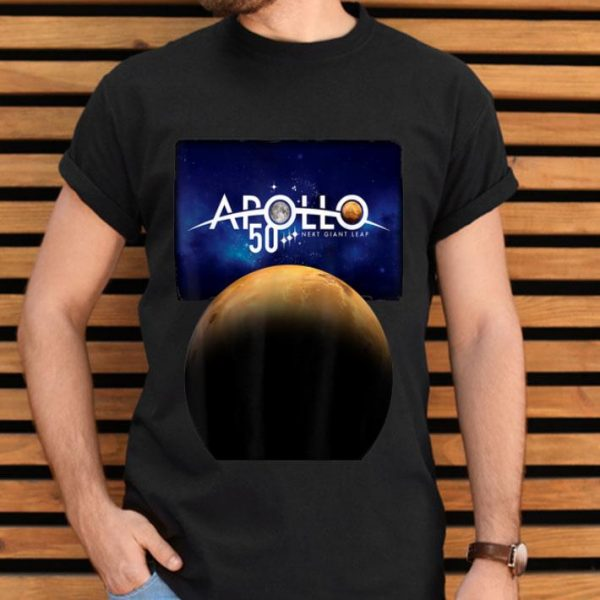 Apollo XI 50th Anniversary NASA Apollo 11 Mars shirt
