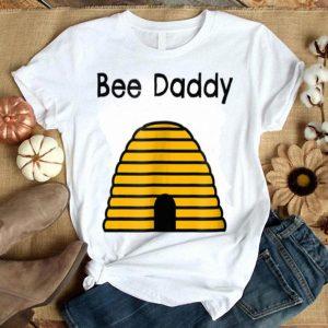 Bee Daddy Mens Beekeeper Beekeeping shirt