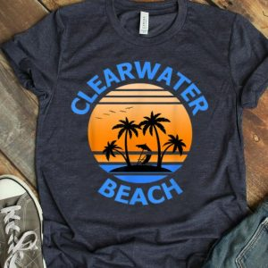 Clearwater Beach Florida Travel Vacation. shirt