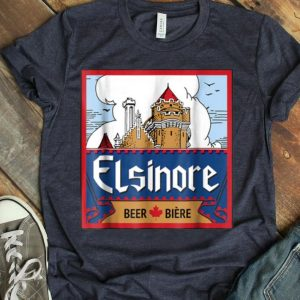Elsinore Craft Beer Graphic shirt