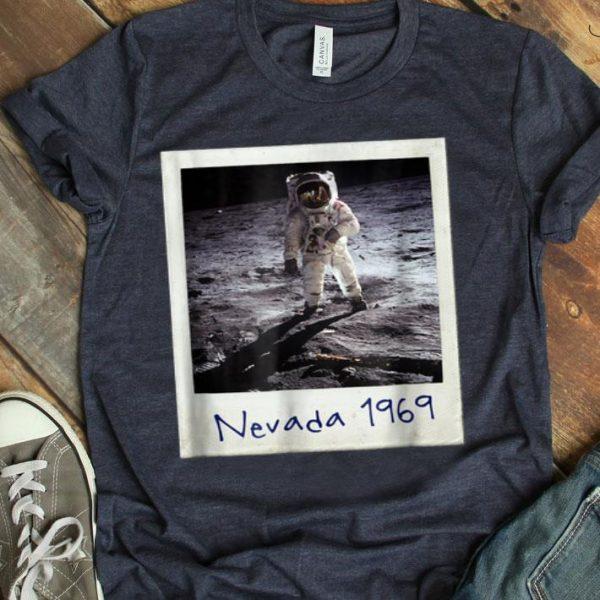Fake Moon Landing Conspiracy Theory shirt