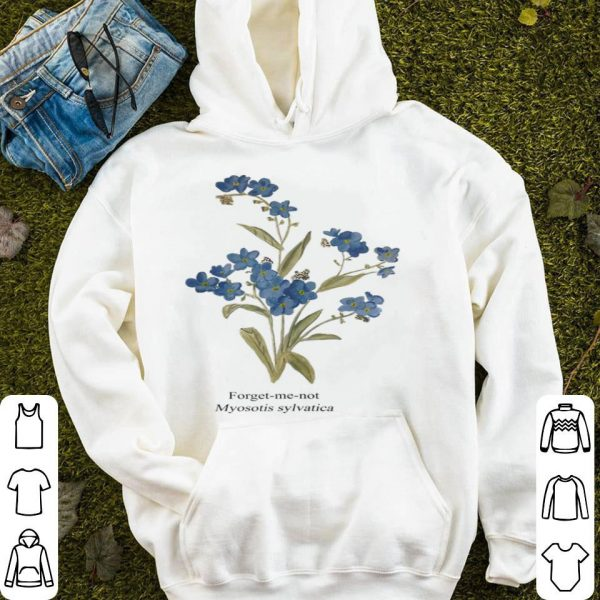 Forget Me Not Myosotis Sylvatica shirt