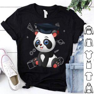 Graduation Class Of 2019 Panda Bear Love Senior shirt