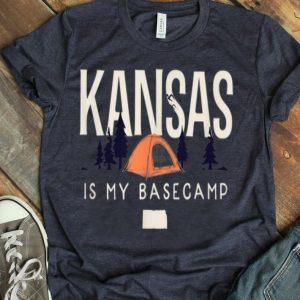 Kansas Is My Base Camp shirt