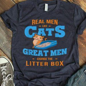 Litter Box Like Cats Great Change Litter Box shirt