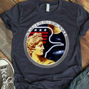 NASA Apollo 17 Apollo's 50th Anniversary shirt