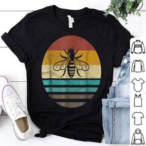 Retro Vintage Beekeeper Beekeeping Honey shirt