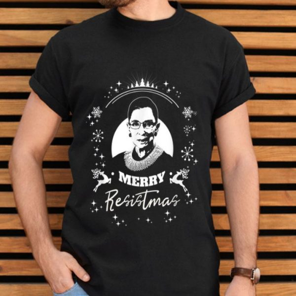 Ruth Bader Ginsburg Holiday Fight For Women shirt