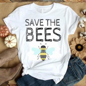 Save The Bees Beekeeping shirt