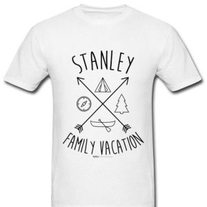 Stanley Family Vacation Group shirt