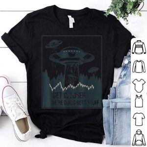 Storm Area 51 Believe UFO Alien Bigfoot shirt