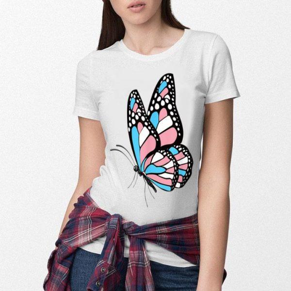 Transgender Butterfly Symbol - Trans Pride LGBT shirt
