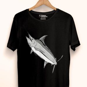 Blue Marlin Fishing shirt