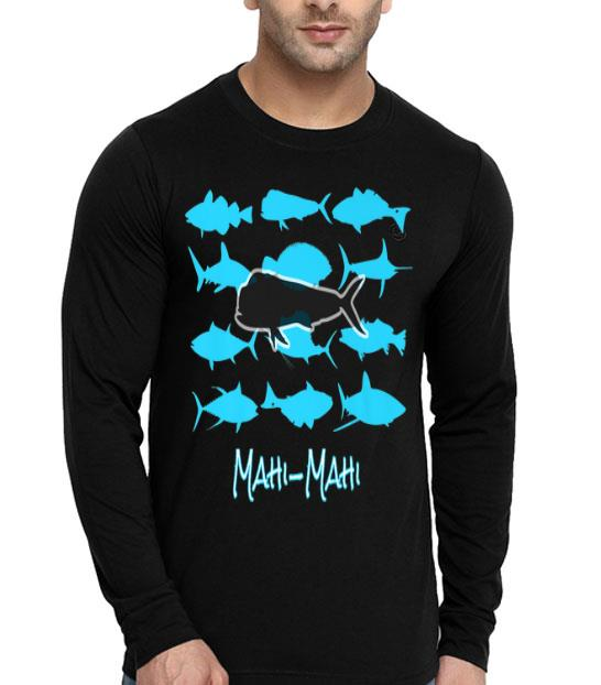 Deep Sea Fishermans Saltwater Fishing Mahi Mahi shirt