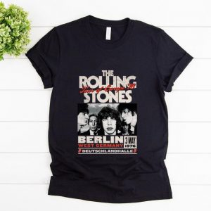 Hot The Rolling Stones Tour Of Europe 76 Berlin shirt