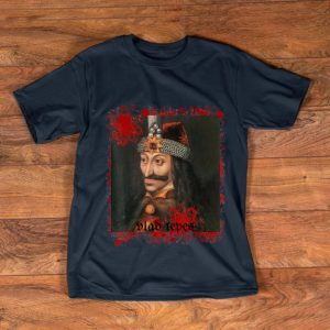 Hot Vlad Tepes Count Dracula Vampire shirt
