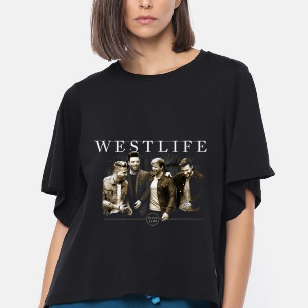Hot Westlife Official Since 1999 shirt