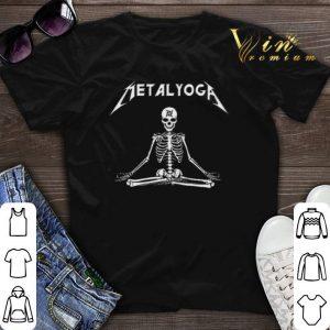 Metalyoga Metallica Yoga shirt sweater