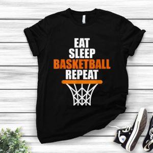 Nice Eat Sleep Basketball Repeat shirt