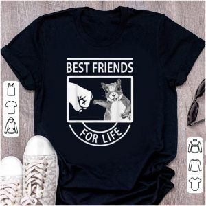 Nice Squirrel Best Friend For Life shirt