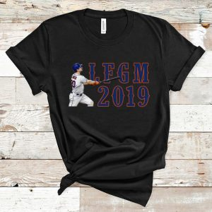 Official Pete Alonso LFGM 2019 shirt