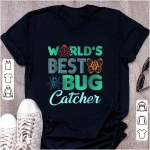 Official World's Best Bug Catcher shirt