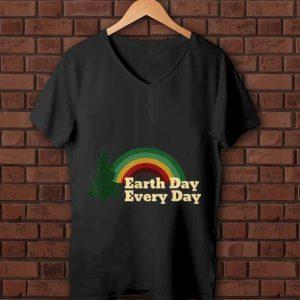 Original Earth Day Everyday Rainbow Pine Tree shirt