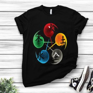 Original The Five Elements Of Qigong Tai Chi shirt