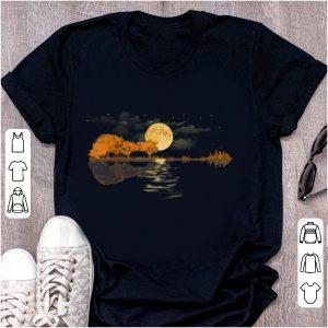 Premium Acoustic Guitar Player Guitar Lake shirt