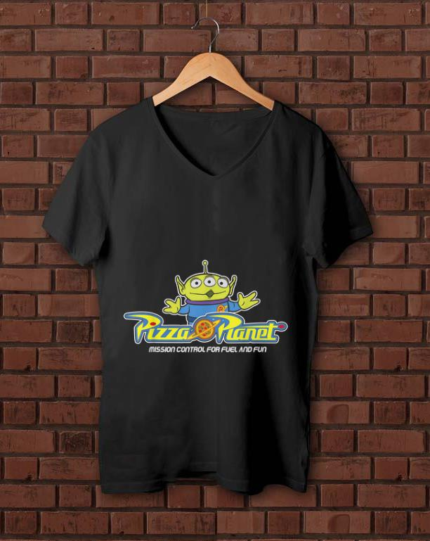 Premium Disney Pixar Toy Story Alien Pizza Planet Mission Control shirt 1 - Premium Disney Pixar Toy Story Alien Pizza Planet Mission Control shirt