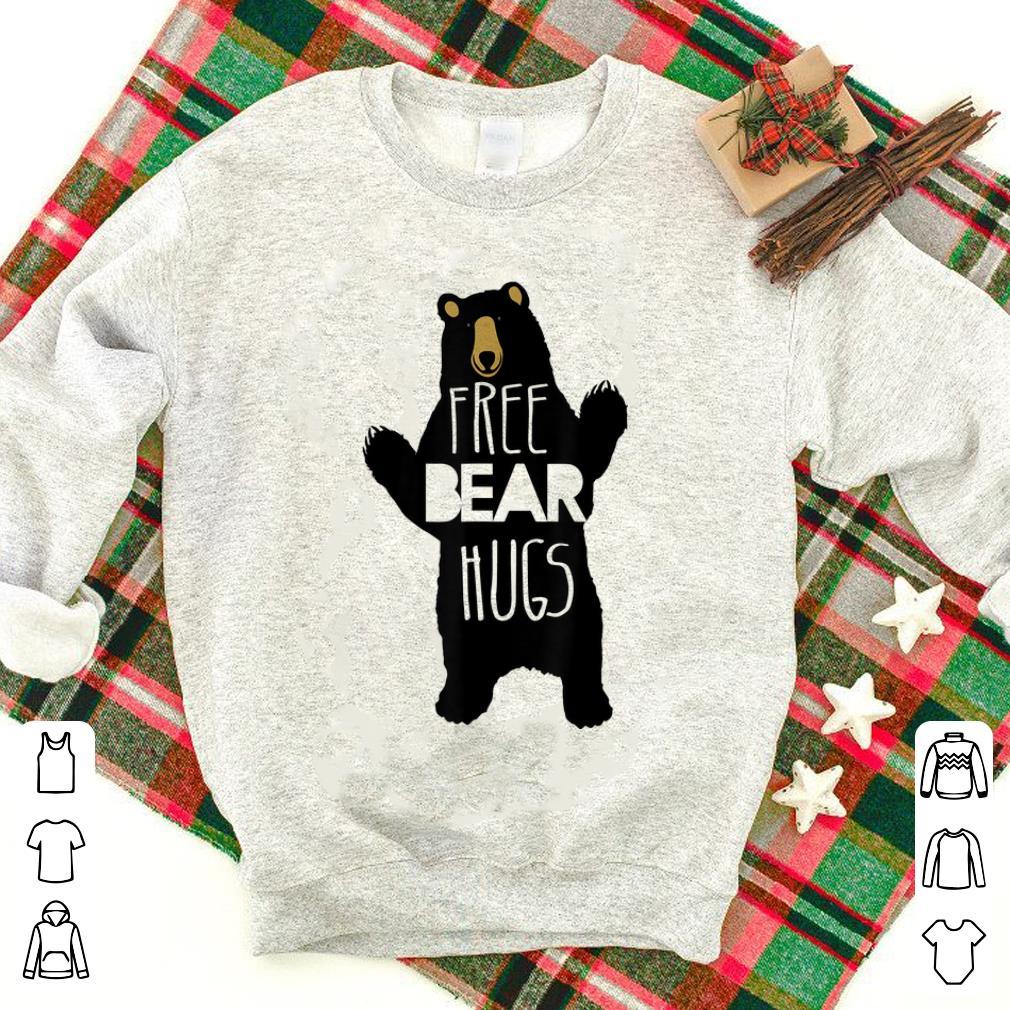 Premium Free Bear Hugs Bear Humor Bear Family shirt 1 - Premium Free Bear Hugs Bear Humor Bear Family shirt