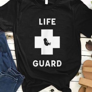 Premium Life Guard Cross Baby shirt